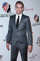 BEVERLY HILLS, CA, USA - SEPTEMBER 27: Adrian Winther arrives at the 4th Annual American Humane Association Hero Dog Awards held at the Beverly Hilton Hotel on September 27, 2014 in Beverly Hills, California, United States. (Photo by Xavier Collin/Celebrity Monitor)