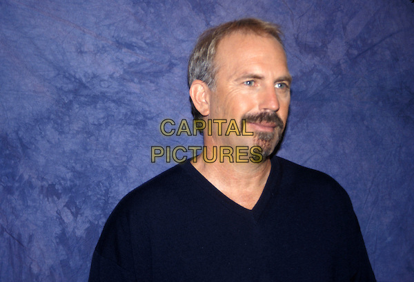 KEVIN COSTNER.March 2005.headshot portrait facial hair goatee mustache.www.capitalpictures.com.sales@capitalpictures.com.© Capital Pictures.