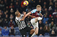 Burnley's Matej Vydra<br /> <br /> Photographer Rachel Holborn/CameraSport<br /> <br /> The Premier League - Burnley v Newcastle United - Monday 26th November 2018 - Turf Moor - Burnley<br /> <br /> World Copyright &copy; 2018 CameraSport. All rights reserved. 43 Linden Ave. Countesthorpe. Leicester. England. LE8 5PG - Tel: +44 (0) 116 277 4147 - admin@camerasport.com - www.camerasport.com