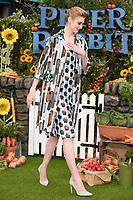 """Elizabeth Debicki<br /> arriving for """"Peter Rabbit"""" premiere at the Vue West End, Leicester Square, London<br /> <br /> ©Ash Knotek  D3387  11/03/2018"""