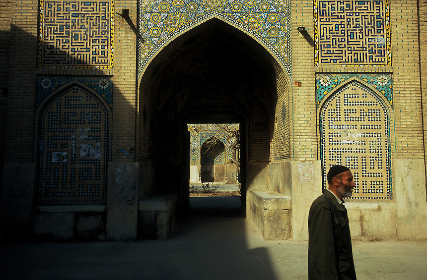 Shiraz, Iran, 2006. Photo: Ed Giles..