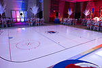 An ice-hockey themed Westchester Bar Mitzvah at Congregation Kol Ami in White Plains.