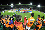 Uzbetkistan vs South Korea during their AFC Asian Cup 2011 Third place playoff at Jassim Bin Hamad Stadium on 28 January 2011, in Doha, Qatar. Photo by Stringer / Lagardere Sports
