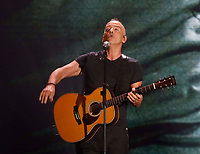 Eros Ramazzotti performs during &quot;Pino &egrave;&quot; tribute concert at Pino Daniele, Italian singer dead in 2015,<br /> <br /> Naples 07 june 2018