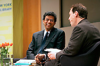 ATUL GAWANDE in conversation with Paul Holdengraber