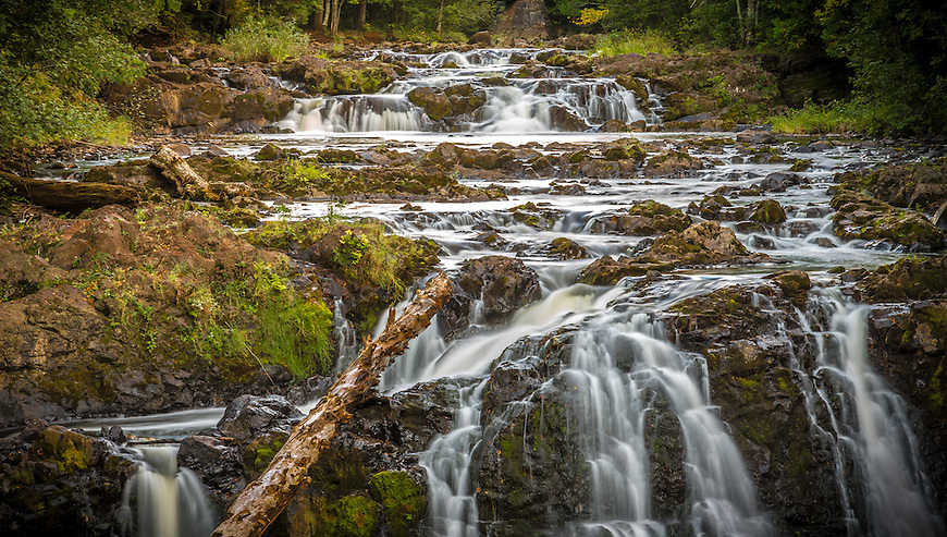 This image won First Place in the 2012 Copper Falls Photography Contest sponsored by Copper Falls State Park near Mellen, Wisconsin.