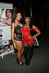 Jewelz Entertainment Models Jas and Tresurer at EXXXOTICA EXPO ATLANTIC CITY NJ 2014 DAY ONE