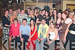 Grace Leahy seated centre from Causeway celebrated her 21st birthday with family and friends in McHale's bar Causeway on Saturday night.   Copyright Kerry's Eye 2008