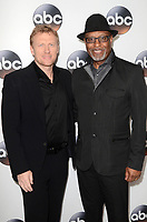 PASADENA, CA - JANUARY 8: Kevin McKidd, James Pickens Jr. at Disney ABC Television Group's TCA Winter Press Tour 2018 at the Langham Hotel in Pasadena, California on January 8, 2018. <br /> CAP/MPI/DE<br /> &copy;DE/MPI/Capital Pictures