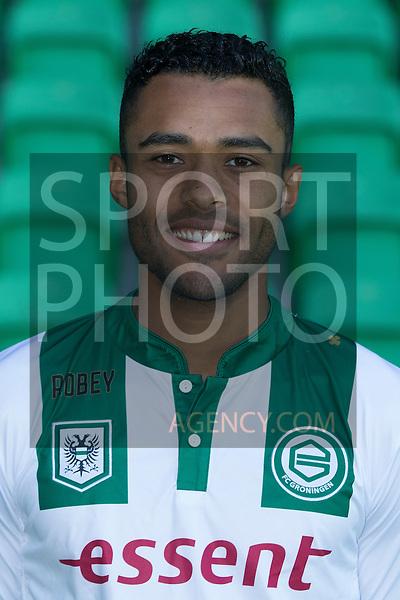 20-07-2015, Presentatiegids, Seizoen, 2015 - 2016, Abel Tamata of FC Groningen,