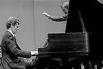 Van Cliburn, Fresno (California) Philharmonic Orchestra, Jan. 18, 1978