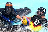 Juegos Mundiales 2013 Kayak Polo Alemania vs Francia