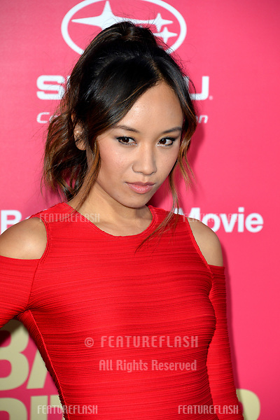 Ellen Wong at the Los Angeles premiere for &quot;Baby Driver&quot; at the Ace Hotel Downtown. <br /> Los Angeles, USA 14 June  2017<br /> Picture: Paul Smith/Featureflash/SilverHub 0208 004 5359 sales@silverhubmedia.com