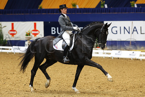 20 03 2010  Dortmund Westfalenhalle 20 03 Dressage Grand Prix Special Tour The Winner Anky van Grunsven NED and Salinero