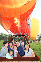 20150216 February 16 Hot Air Balloon Gold Coast