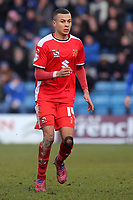 Dele Alli of MK Dons during Gillingham vs MK Dons, Sky Bet League One Football at the MEMS Priestfield Stadium on 14th February 2015