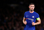 Chelsea's Gary Cahill in action during the champions league match at Stamford Bridge Stadium, London. Picture date 12th September 2017. Picture credit should read: David Klein/Sportimage