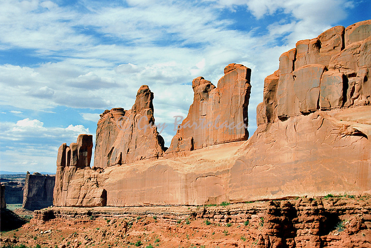 Wall Street, Arches National Park