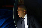 Real Madrid CF's Zinedine Zidane during La Liga match. April 06, 2019. (ALTERPHOTOS/Manu R.B.)