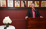 Tom Kirdahy during the Robert Whitehead Award Ceremony honoring Tom Kirdahy at Sardi's on 5/22/2019 in New York City.