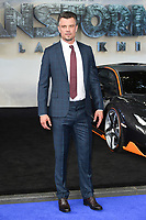Josh Duhamel at the global premiere for &quot;Transformers: The Last Knight&quot; at Leicester Square Gardens, London, UK. <br /> 18 June  2017<br /> Picture: Steve Vas/Featureflash/SilverHub 0208 004 5359 sales@silverhubmedia.com