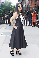 JUN 07 Salma Hayek Seen In NYC