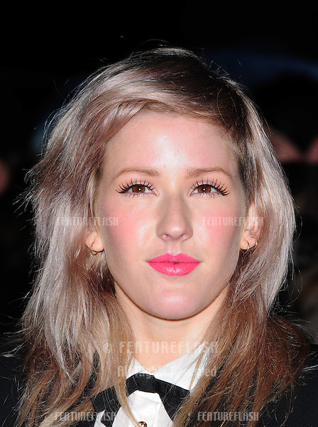 Ellie Goulding attending the Premiere of Burlesque, Empire Leicester Square, London. 13/12/2010  Picture by: Simon Burchell / Featureflash
