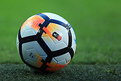 7th January 2018, Wembley Stadium, London, England;  FA Cup football, 3rd round, Tottenham Hotspur versus AFC Wimbledon; The match ball goes out of play