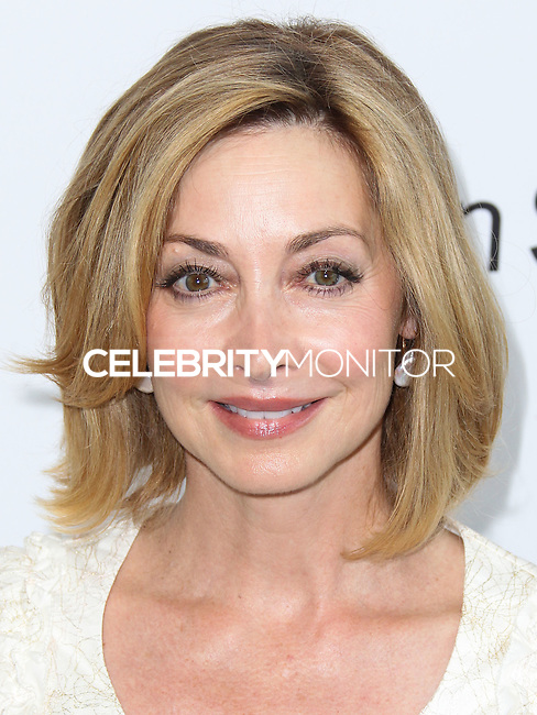 LOS ANGELES, CA, USA - AUGUST 23: Sharon Lawrence arrives at The National Women's History Museum and Glamour Magazine's 3rd Annual Women Making History Brunch held at the Skirball Cultural Center on August 23, 2014 in Los Angeles, California, United States. (Photo by Xavier Collin/Celebrity Monitor)