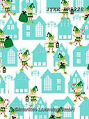 Isabella, GIFT WRAPS, GESCHENKPAPIER, PAPEL DE REGALO, Christmas Santa, Snowman, Weihnachtsmänner, Schneemänner, Papá Noel, muñecos de nieve, paintings+++++,ITKEBR1228,#gp#,#x#