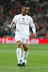 Real Madrid´s Danilo during Champions League soccer match between Real Madrid  and Paris Saint Germain at Santiago Bernabeu stadium in Madrid, Spain. November 03, 2015. (ALTERPHOTOS/Victor Blanco)