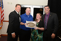 Stevenson University HOF banquet for the Class of 2017 Inductees was held homecoming weekend on Saturday evening at Rockland Hall.