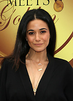 WEST HOLLYWOOD, CA - JANUARY 5: Emmanuelle Chriqui, at the 6th Annual Gold Meets Golden Brunch at The House on Sunset in West Hollywood, California on January 5, 2019. <br /> CAP/MPI/FS<br /> &copy;FS/MPI/Capital Pictures