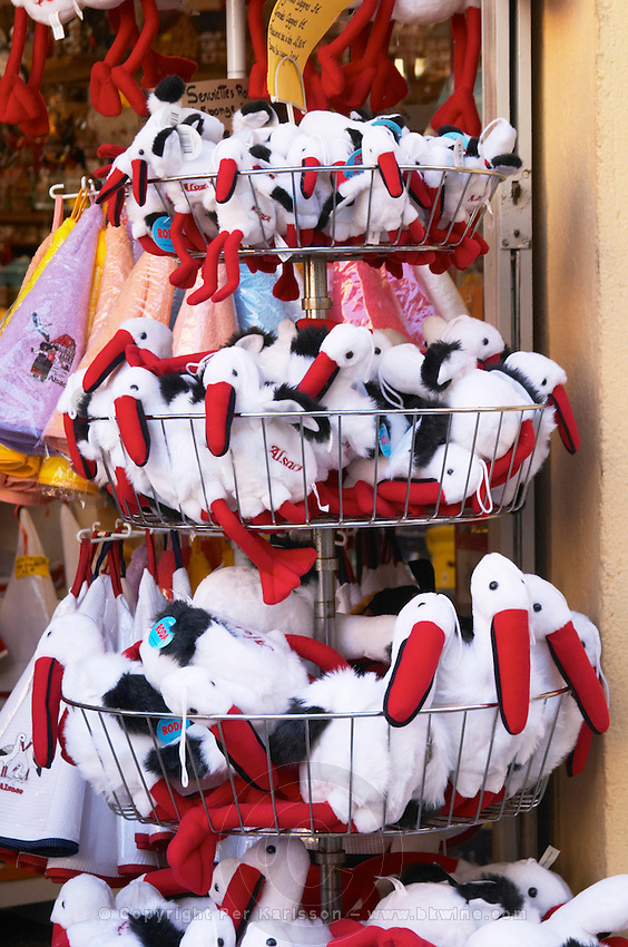 gift and souvenir shop cuddly storks ribeauville alsace france