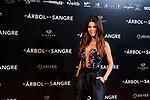 Juana Acosta attends to 'El Arbol de la Sangre' premiere at Capitol cinema in Madrid, Spain. October 24, 2018. (ALTERPHOTOS/A. Perez Meca)
