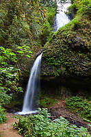 Upper Latourell Falls, Columbia River Gorge, Oregon