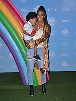 10 August  2017 - Los Angeles, California - Titan Jewell Witherspoon, Kelly Rowland.   Premiere of Netflix's &quot;True and The Rainbow&quot; held at Pacific Theaters at The Grove in Los Angeles. <br /> CAP/ADM/BT<br /> &copy;BT/ADM/Capital Pictures