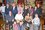 Carol McGowan Dineen, Black Valley, who celebrated a special birthday in Kate Kearneys on Saturday night, pictured with family and friends.....   Copyright Kerry's Eye 2008