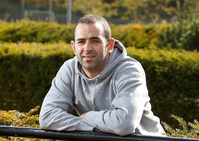 Kilmarnock's striker Gary Harkins