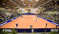 15-12-07, Netherlands, Rotterdam, Sky Radio Masters, Een goed gevuld Topsportcentrum