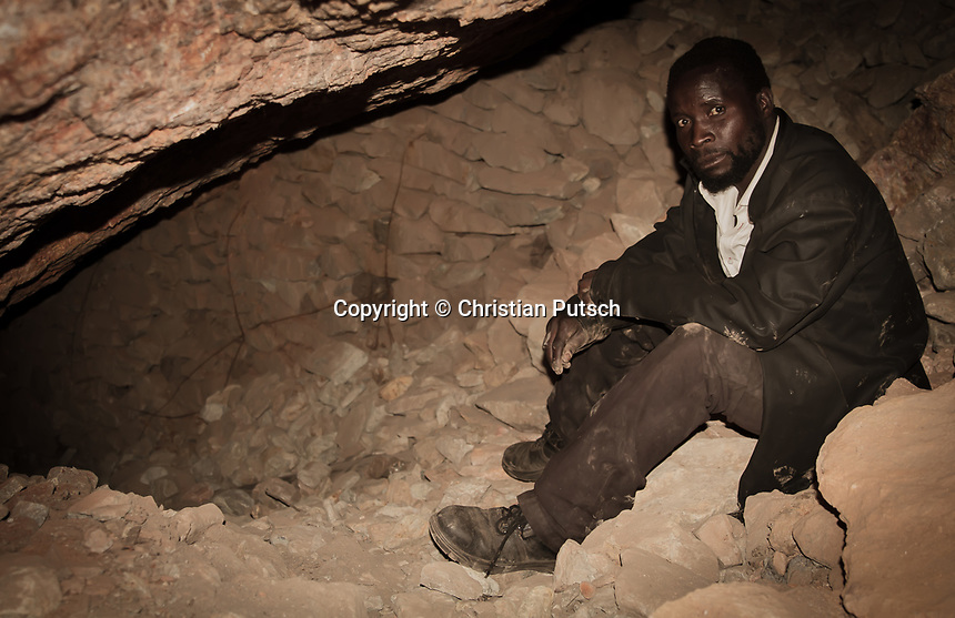 Unter Tage: Illegale Goldgräber in Johannesburg