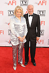 CULVER CITY, CA. - June 10: Candice Bergen (L) and Marshall Rose arrive at the 38th Annual Lifetime Achievement Award Honoring Mike Nichols held at Sony Pictures Studios on June 10, 2010 in Culver City, California.