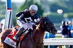 June 8, 2019 : #7, Sir Winston, ridden by jockey Joel Rosario, wins the 151st Belmont Stakes on Belmont Stakes Festival Saturday at Belmont Park in Elmont, New York. Kaz Ishida/Eclipse Sportswire/CSM