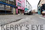 Pothole in Bridge Street Tralee