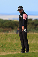 Rafa Cabrera Bello (ESP) on the 17th during Round 3 of the Alfred Dunhill Links Championship 2019 at St. Andrews Golf CLub, Fife, Scotland. 28/09/2019.<br /> Picture Thos Caffrey / Golffile.ie<br /> <br /> All photo usage must carry mandatory copyright credit (© Golffile | Thos Caffrey)