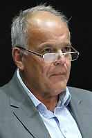SÃO PAULO, SP, 13.02.2019: SEGURANÇA-SP: General João Camilo Pires de Campos, Secretário Estadual da Segurança Pública de São Paulo, participa de coletiva de imprensa sobre transferência de presos, nesta quarta-feira, 13. (Foto: Charles Sholl/Brazil Photo Press)
