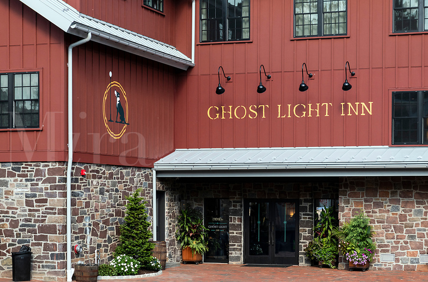 The Ghost Light Inn boutique hotel in New Hope.