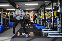 2018 10 31 Swansea City Training at The Fairwood Training Ground in Swansea, Wales, UK