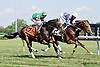 Catch the Blues winning at Delaware Park racetrack on 6/28/14