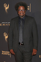 LOS ANGELES - SEP 9:  W. Kamau Bell at the 2017 Creative Emmy Awards at the Microsoft Theater on September 9, 2017 in Los Angeles, CA